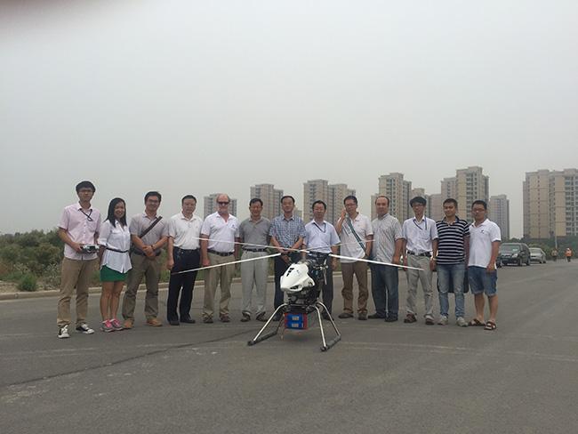 中国水科院项目中期检查顺利通过