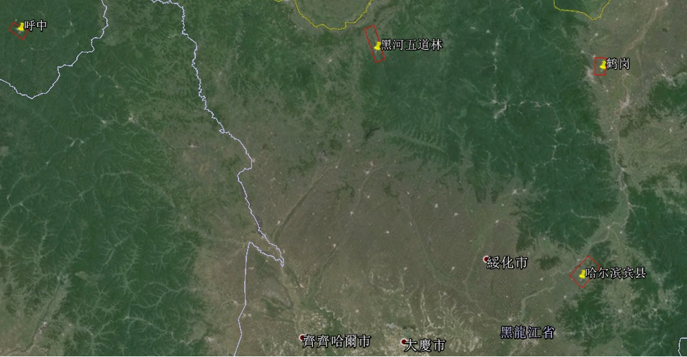 GL-70激光雷达系统在黑龙江水利厅流域项目发挥惊人效果