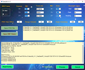 Geo-LAS软件